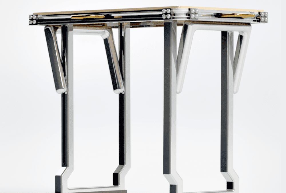 Diseño de producto Cross Workbench para Festool®